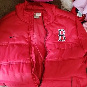 Red Sox coat